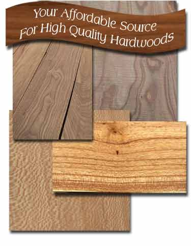 Your Affordable Source For High Quality Georgia Hardwoods